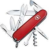 Victorinox - Navaja de acampada, tamaño único, color rojo climber