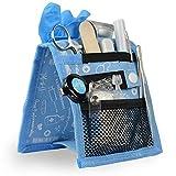 Organizador auxiliar de enfermería, Keen's, Mobiclinic, Para bata o pijama, Diseño exclusivo con estampados en color...