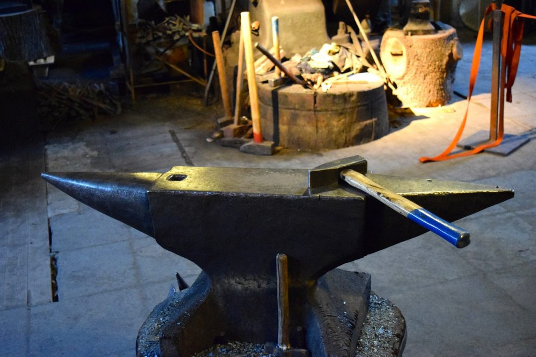 Taller de Fabricación Cuchillos Artesanales