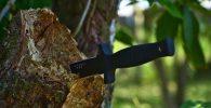 Cuchillo de remate y caza