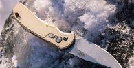 cuchillo curvo