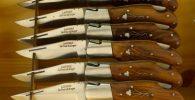 Cuchillos para carne Laguiole