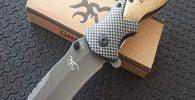 Comprar cuchillos Browning