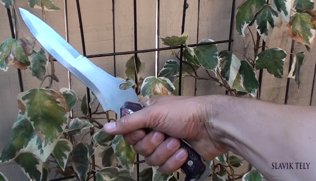 Cuchillo de Krauser Resident Evil 4