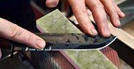 comprar piedra afilar cuchillos