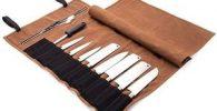 Bolsas para guardar cuchillos