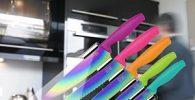 comprar cuchillos de colores