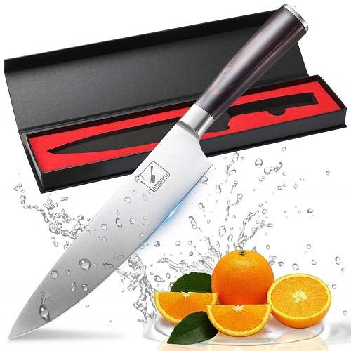 Comprar Cuchillo de Cocina de Acero Al Carbono