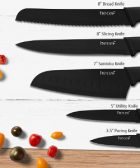 Para qué sirve cada cuchillo